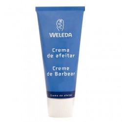 Weleda crema de afeitar suavizante 75 ml
