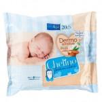 Chelino toallitas infantiles Dermo sensitive 20 unidades
