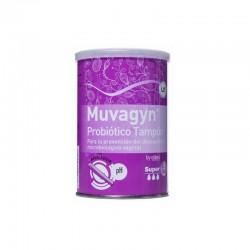 Muvagyn probiótoco tampón vaginal super 9 uds