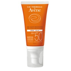 Avene crema solar SPF 50+ 50 ml