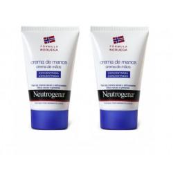 Neutrogena crema manos concentrada azul 50 ml 2 unidades