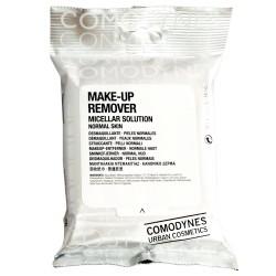 Comodynes toallitas desmaquillantes pieles normales 20 unidades