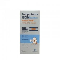 Isdin fotoprotector pediatric mineral baby 50ml spf50