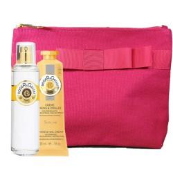 Roger Gallet neceser Bois D'Orange agua perfumada 30ml+crema de manos 30ml