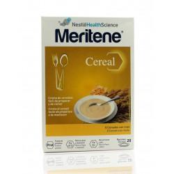MERITENE 8 CEREALES CON MIEL 2X300GR 600GR