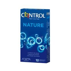 CONTROL PRESERVATIVOS NATURE 12 UND.