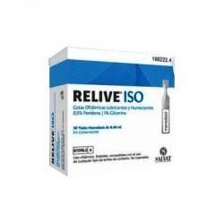 RELIVE ISO GOTAS 0.4ML 30 MONODOSIS