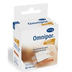OMNIPOR OTC ESPARADRAPO HIPOALERGICO 2,5CM X 5M