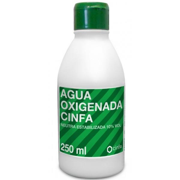 CINFA AGUA OXIGENADA 10 VOL 250 ML - Pharmabuy
