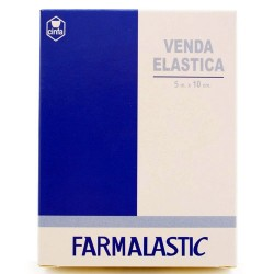 FARMALASTIC VENDA ELASTICA 5M X 10CM