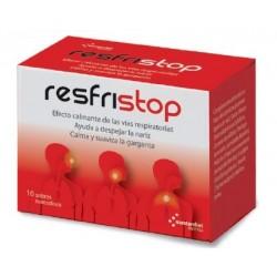 Pharmadiet resfristop 10 sobres