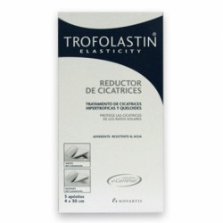 TROFOLASTIN REDUCTOR CICATRICES 5X7.5 5UND
