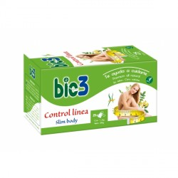 BIO 3 CONTROL LINEA SLIM BODY 25 BOLSITAS INFUSION