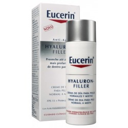 EUCERIN HYALLURON FILLER DIA PIEL NORMAL/MIXTA 50ML