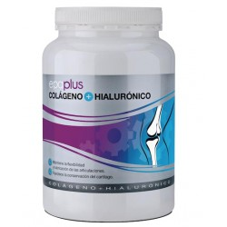 EPA-PLUS COLAGENO + HIALURONICO POLVO 420GR