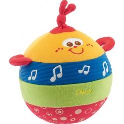 CHICCO PELOTA MUSICAL +3 MESES