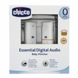 CHICCO VIGILABEBÉ ESSENTIAL DIGITAL AUDIO BABY MONITOR