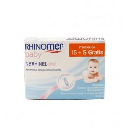 NARHINEL CONFORT ASPIRADOR RECAMBIOS BLANDOS 15+5