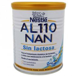 NESTLE AL-110 SIN LACTOSA DE 400 GRAMOS