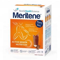 MERITENE CHOCOLATE 15 SOBRES X 30GR 450GR