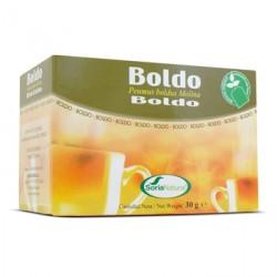 Soria Natural boldo infusión 20 unidades