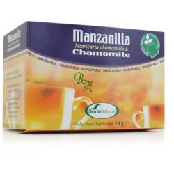 Soria Natural manzanilla infusión 20 unidades
