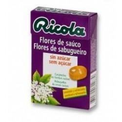 Ricola caramelos flor de sauco 50gr