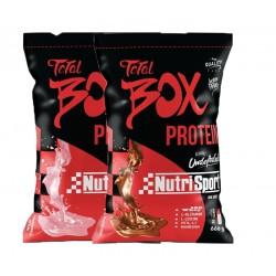 NUTRISPORT TOTAL BOX PROTEIN BOLSA 660 GR