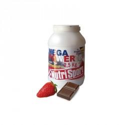 NUTRISPORT MEGAPOWER 2,5 KG