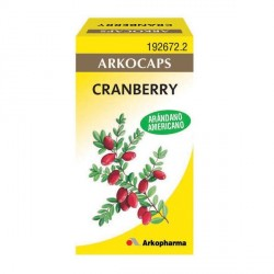 Arkocaps cranberry 50 cápsulas