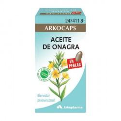 Arkocapas Aceite de Onagra 200 perlas