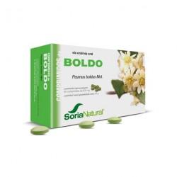 Soria natural boldo 600mg 60 comprimidos