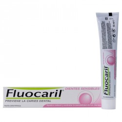 FLUOCARIL PASTA DENTAL DIENTES SENSIBLES 75ML