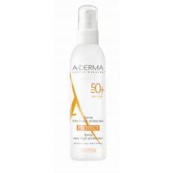 Aderma Protect Spray SPF 50+ 200ml