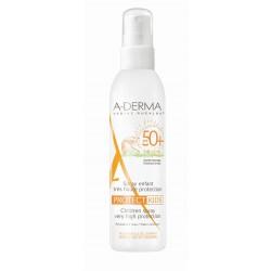Aderma Protect Kids SPF 50+ spray 200 ml