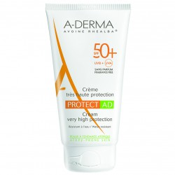 Aderma Protect Ad SPF 50+ crema sin Perfume 150 ml