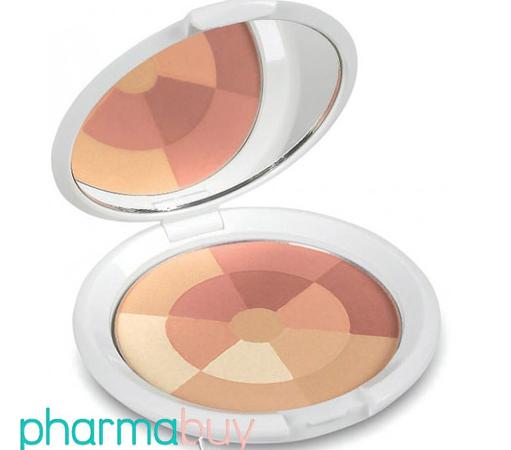 El mejor maquillaje debe cuidar tu piel: polvos mosaico iluminadores de Avene