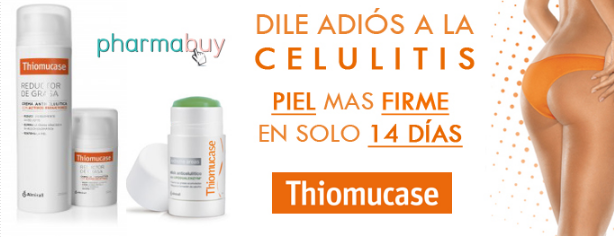 combatir la celulitis: thiomucase