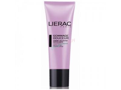 lierac-gommage-douceur-crema-exfoliante-aterciopelada-tubo-50-ml
