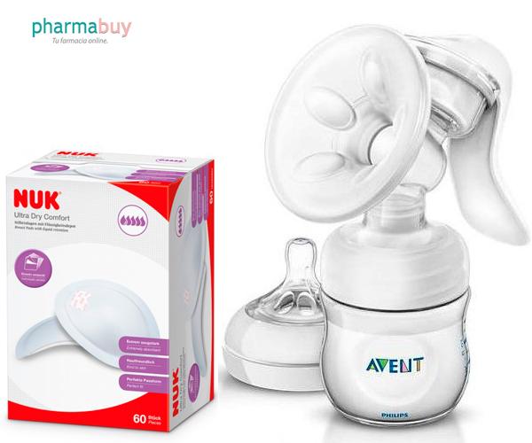 compras para el periodo postparto lactancia