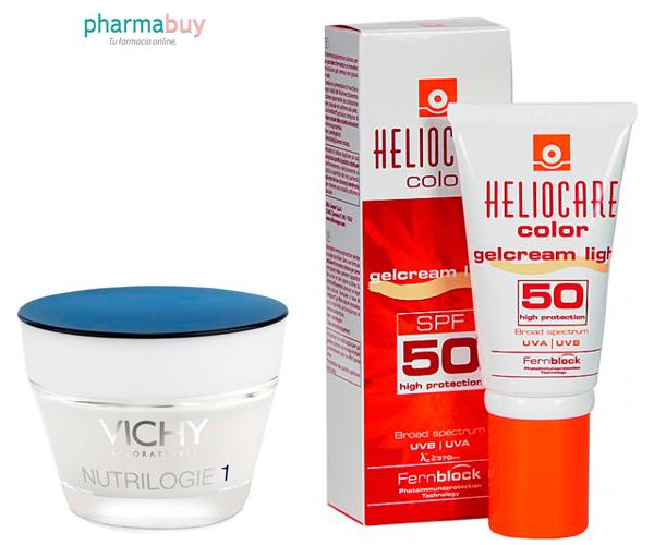 productos para pieles secas