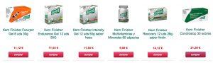 kern finisher productos para mejorar el rendimiento del deportista