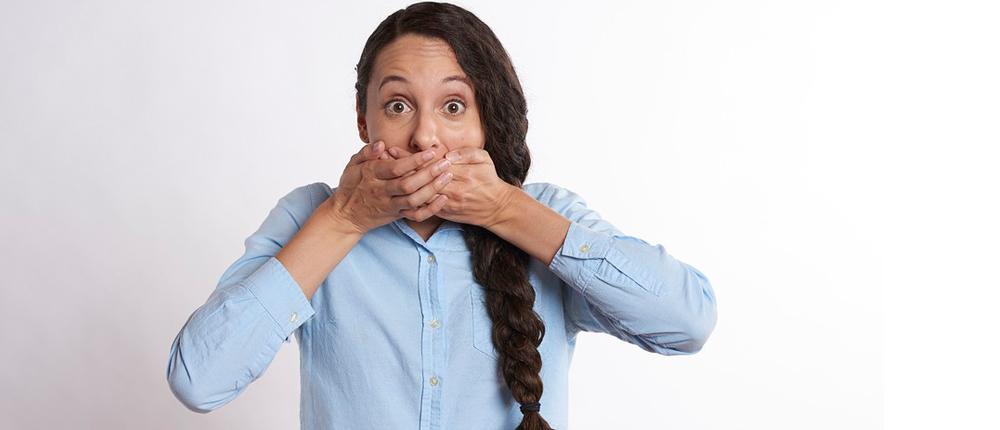 Aftas bucales: por qué se producen y cómo evitarlas