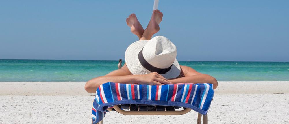 Consejos para tomar el sol de forma saludable y duradera