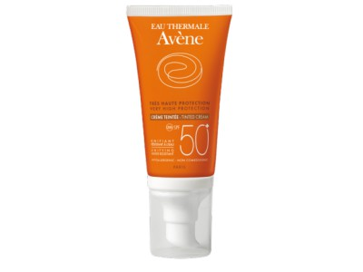 Avene Crema Solar 50 + SPFColoreada 50ml