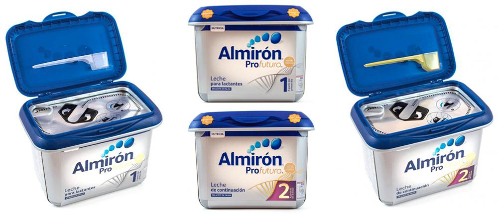 Almirón Profutura, nueva leche infantil sin aceite de palma