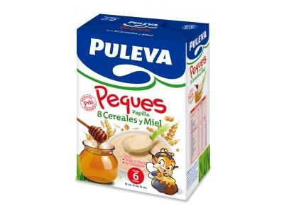 Puleva Peques 8 Cereales y Miel 600g