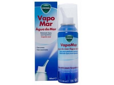 Vicks Vapomar Spray Nasal Hipertonico 100ml