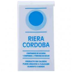 Sacarina Riera Cordoba 200 Comprimidos