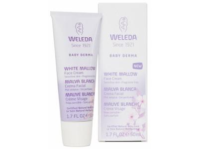 Weleda Crema Facial de Malva Blanca 50ml